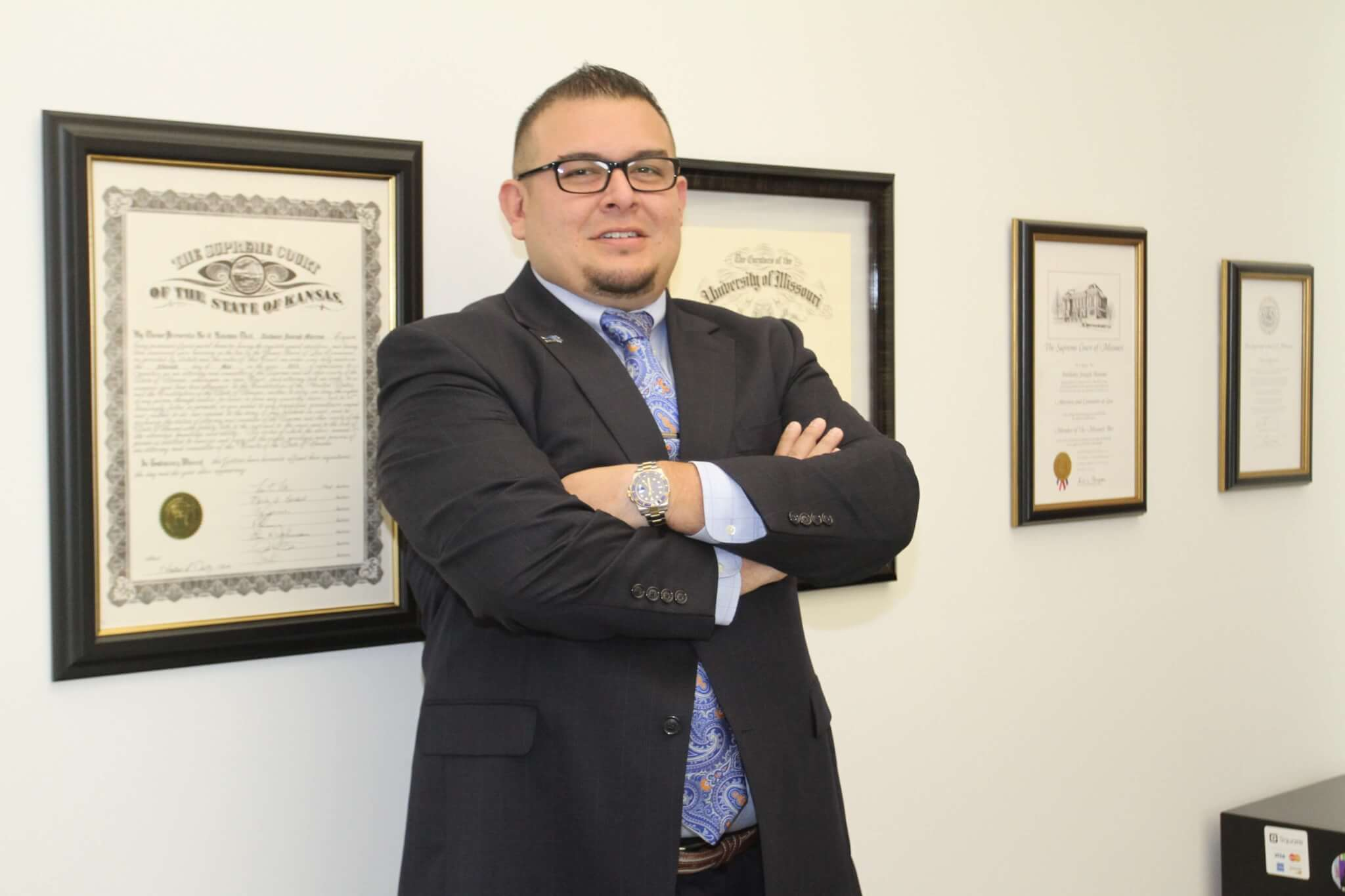 Anthony Moreno - Kansas City Family Attorney