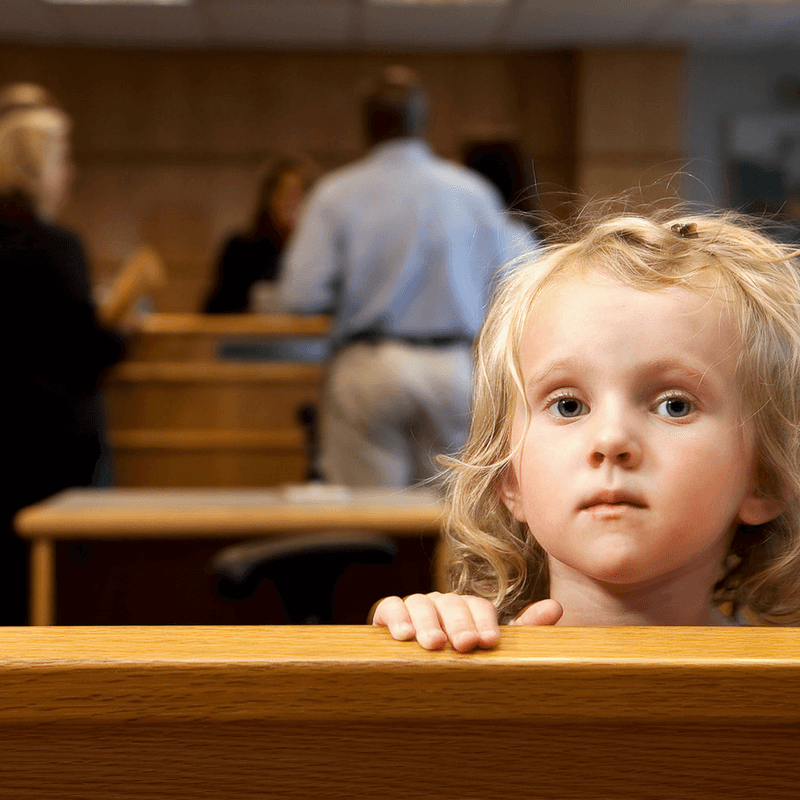 12 tips to win custody of your children in court