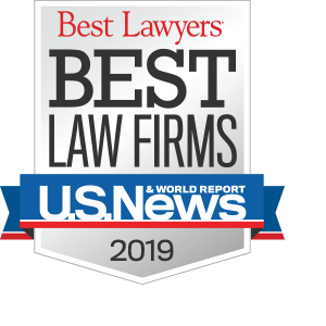 best law firm 2019